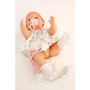 Schildkrot Drink and Wet Anatomically Correct Baby Doll Lina 2021, 40cm alternate image