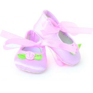 Petitcollin Finouche/Starlette Ballerina Shoes
