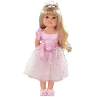 Gotz Hannah as a Princess Doll 50cm, XL