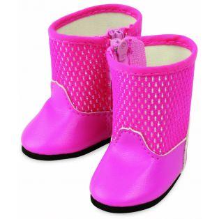 Petitcollin Finouche/Starlette Pink Boots