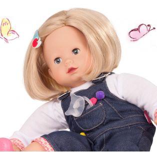 Gotz Maxy Muffin Baby Doll Pom Pom Blonde, M