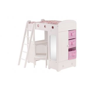 Gotz Loft Bed & Chair Unit