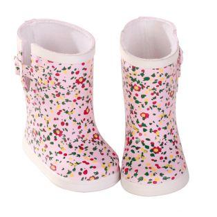 Gotz Floral Rain Boots