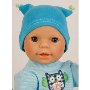 Schildkrot Drink and Wet Anatomically Correct Baby Boy Doll Finn 40cm alternate image