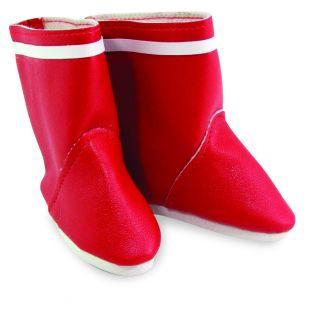 Petitcollin Finouche Red Boots