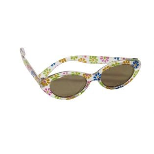 Gotz Floral Sunglasses
