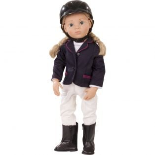 Gotz Happy Kidz Anna Horse-Riding Doll, XL