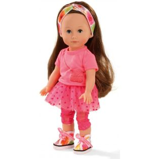 Gotz Just Like Me Summer Chloe 27cm Doll, XXS