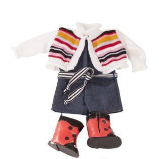 Gotz Hannah as a Ladybug Doll 50cm, X alternate image