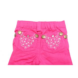 Pink Sparkle Trousers 45-50cm alternate image