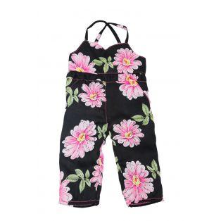 Black Floral Jumpsuit alternate image
