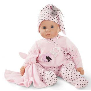 Gotz Cookie Baby Doll Ladies & Spots 48cm, L