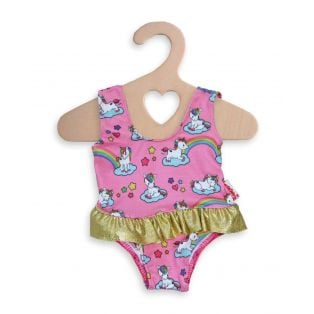 Heless Unicorn Swimsuit 35-45cm