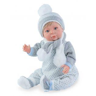 Marina & Pau Baby Boy Doll Leo 43cm