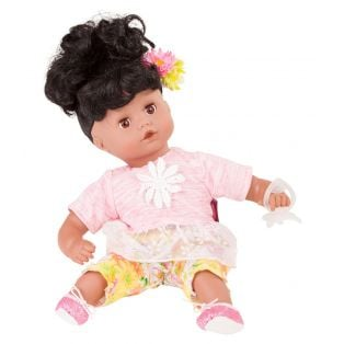 Gotz Little Muffin Black Hair Daisy Do Doll S alternate image