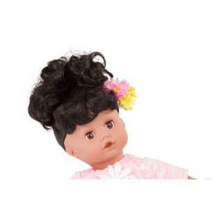Gotz Little Muffin Black Hair Daisy Do Doll S