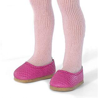 CARLOTA Mid Pink Ballet Shoes