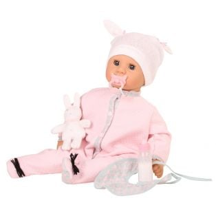 Gotz Cookie Care Baby Doll Waffles With Functions, L alternate image