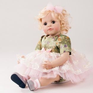 Gotz Artist Doll Gabrielle by Bettine Klemm 56cm