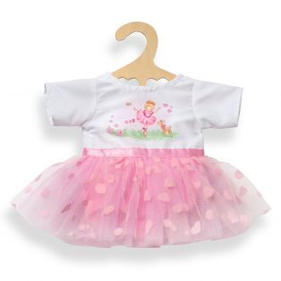 Heless Ballerina Dress 'Maria' 28 -35cm