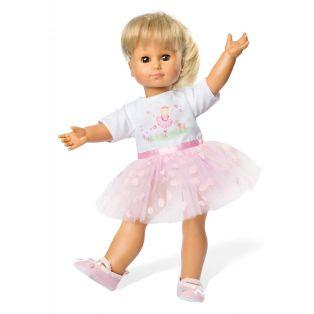 Heless Ballerina Dress 'Maria' 28 -35cm alternate image