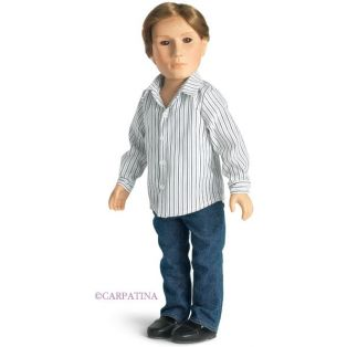 LAST ONE Carpatina Adam Boy Doll