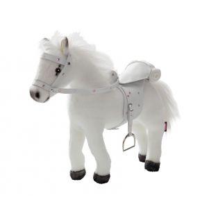 Gotz Hannah's Fairytale White Horse, XXS, XS, XL