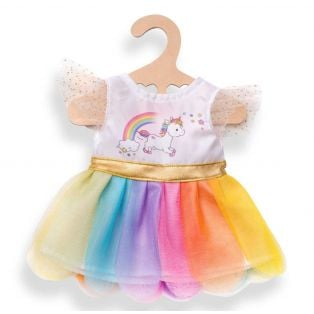 Heless Unicorn Dress 'Henri' 20 -25cm