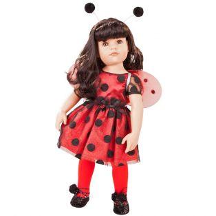 Gotz Hannah as a Ladybug Doll 50cm, X