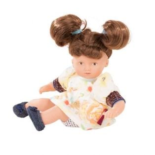 Gotz Mini Muffin Brunette Doll 22cm