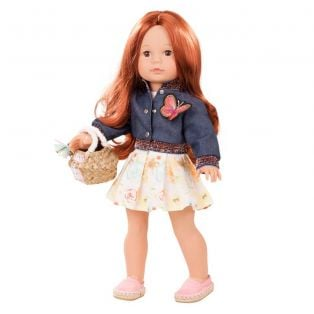 Gotz Precious Day Julia Doll 46cm, XL