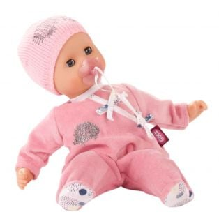 Gotz Little Muffin With Dummy Without Hair 33cm, S
