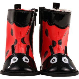 Gotz Ladybird Boots M, XL