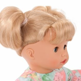 Gotz Little Muffin Jungle Blonde Doll, 33cm, S alternate image