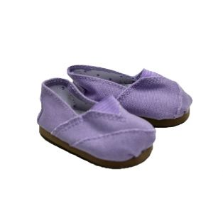 Canvas Shoes (Lilac)