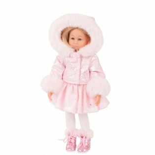 Gotz Limited Edition Doll Winter Lisa 34cm