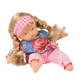 Gotz Mini Muffin Blonde Doll 22cm