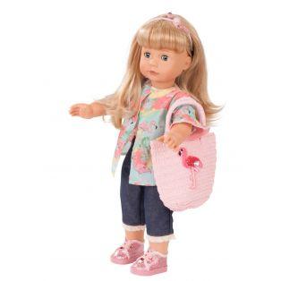 Gotz doll Precious Day Jessica Flamingo Love, XL alternate image