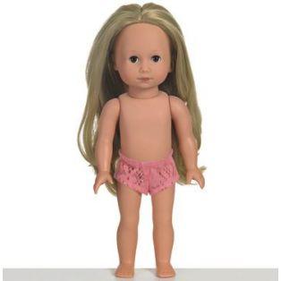 Style Me! Gotz Paula 27cm Doll (No Fringe), XS