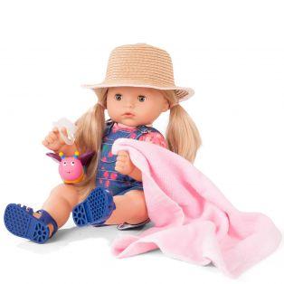 Gotz Maxy Aquini Blonde Cherry Kiss Doll, 42cm, M
