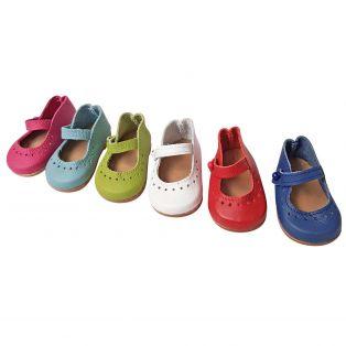 Wagner Doll Shoes Group 4 Style Louisa - ORANGE alternate image