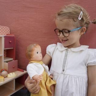 Egmont Toys Les Petits Jeanne Doll 32cm alternate image