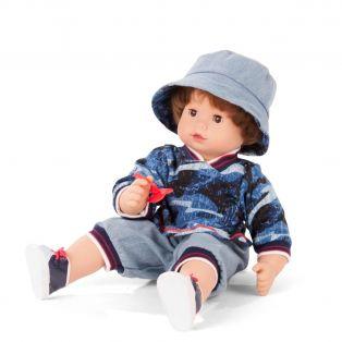 Gotz Maxy Muffin Baby Boy Doll, 42cm, M