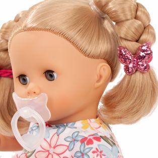Gotz Little Muffin Baby Doll Minimaxi, Blonde, 33cm, S alternate image