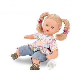 Gotz Little Muffin Baby Doll Minimaxi, Blonde, 33cm, S