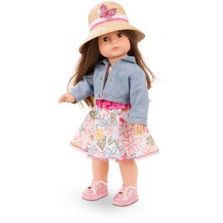 Gotz Precious Day Elisabeth Doll Minimaxi Floral, XL