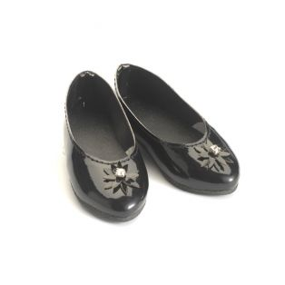 Carpatina Black Patent Shoes