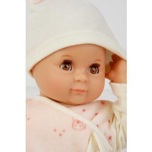Schildkrot Schlummerle Sleepy Brown Eye Baby Doll 32cm  alternate image