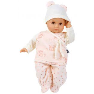 Schildkrot Schlummerle Sleepy Brown Eye Baby Doll 32cm
