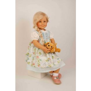 Schildkrot Jenny Frieske Doll Blonde Hair 65cm  alternate image